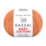Baby cotton 3419 (оранжевый)