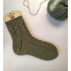 Подробное описание носков спицами — со схемами, фото и советами
