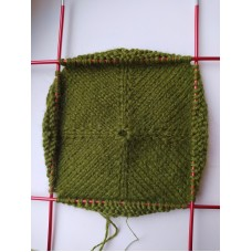 Вязание шапки от макушки — основной принцип, схема и описание