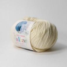 Alize Baby Wool  01 (крем)