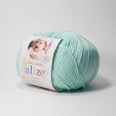 Alize Baby Wool  19 (водяная зелень)