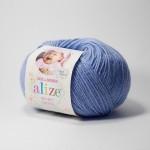 Alize Baby Wool 040 (голубой)