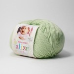 Alize Baby Wool 41 (зеленый)