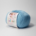Alize Baby Wool 128 (морская вода)