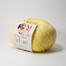 Alize Baby Wool 187 (лимон)