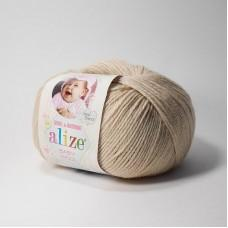 Alize Baby Wool 310 (медовый)