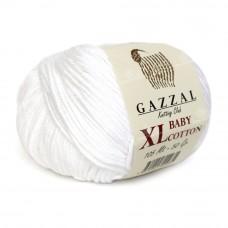 Baby cotton  XL 3432 (супер белый)