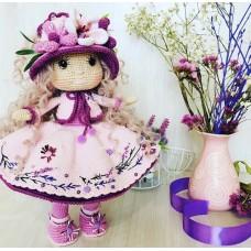 Обзор Gazzal Baby Cotton на примере авторских кукол Т. Лашиной
