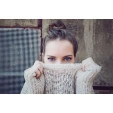 Как и с чем носить свитер оверсайз (oversize)